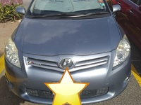 Toyota AURIS 1,5L 2011