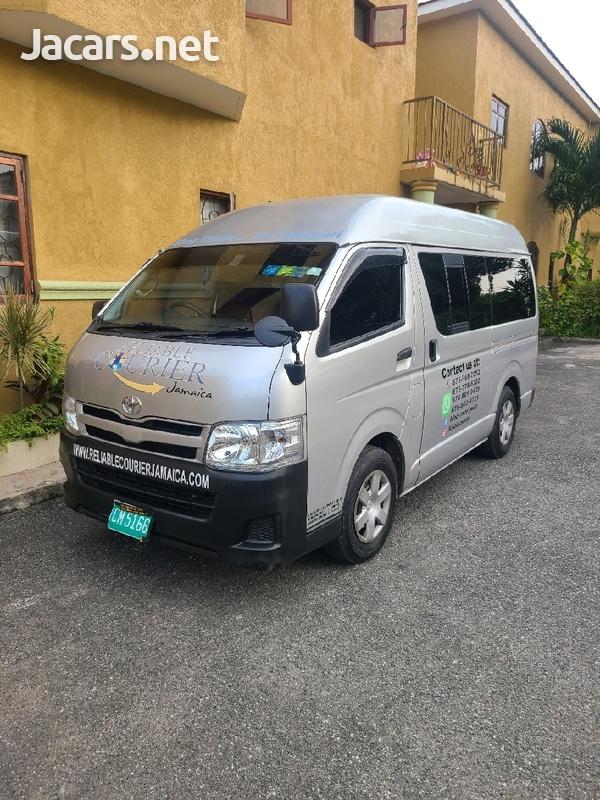 Toyota Hiace 2,0L 2013-1