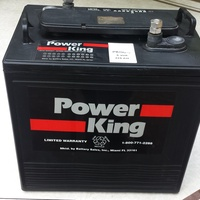Power King 6 Volt Solar Batteries 225 AH