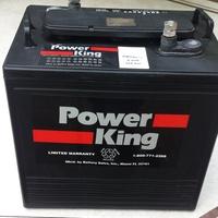Power King 6 Volt Solar Batteries 225 AH