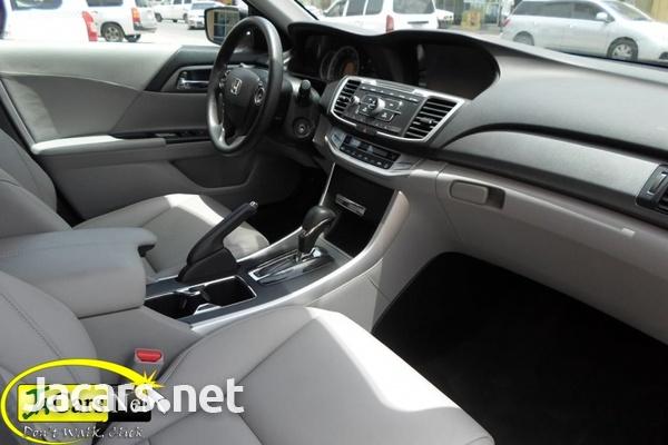 Honda Accord 2,4L 2014-4