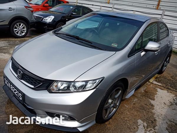 Honda Civic 1,6L 2015-3