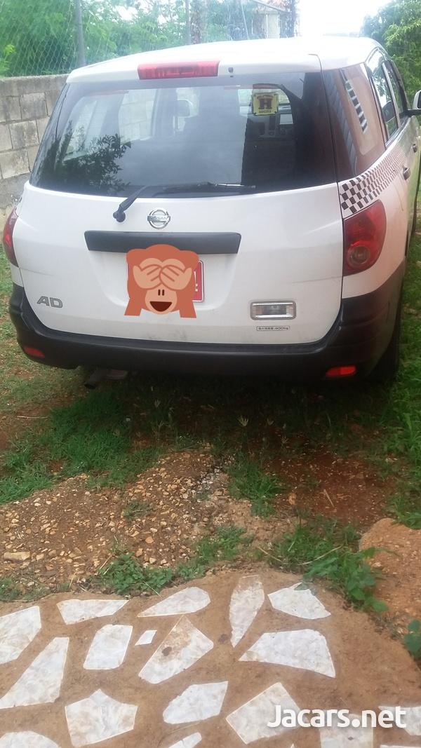 Nissan AD Wagon 1,4L 2012-2