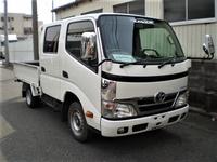 2014 Toyota Dyna 4 Ton Dropside Truck