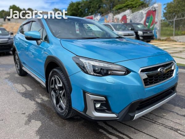 Subaru XV 2,0L 2019-1