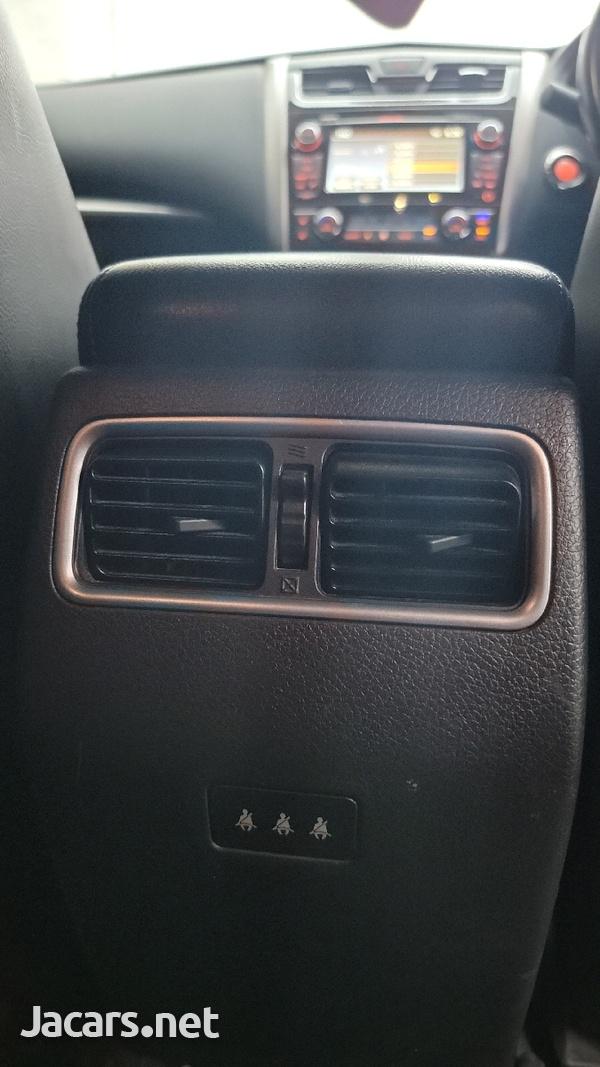 Nissan Teana 2,5L 2015-11