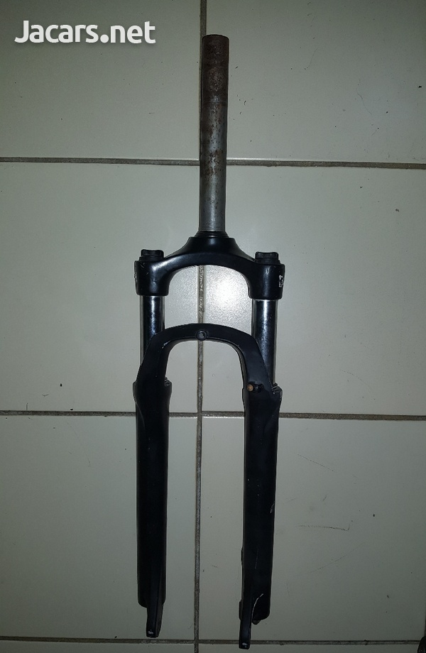 Bicycle frame, fork and seat pole.-6