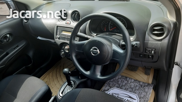 Nissan Latio 1,9L 2014-4