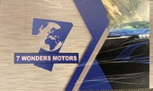 7Wonders Motors Ltd.