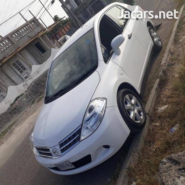 Nissan Tiida 1,2L 2011-1