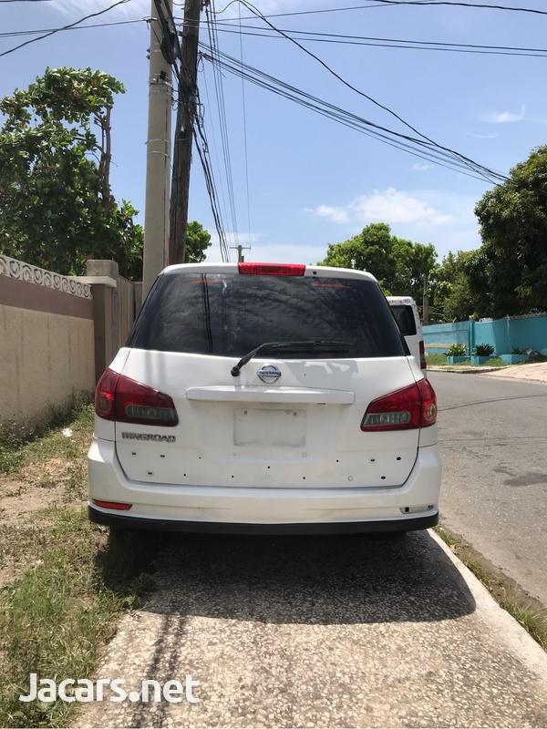 Nissan Wingroad 1,6L 2012-2