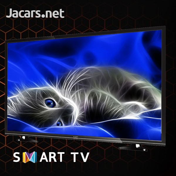 43 inches NEX AND BLUESONIC WIFI SMART LED T.V. CURVED-4