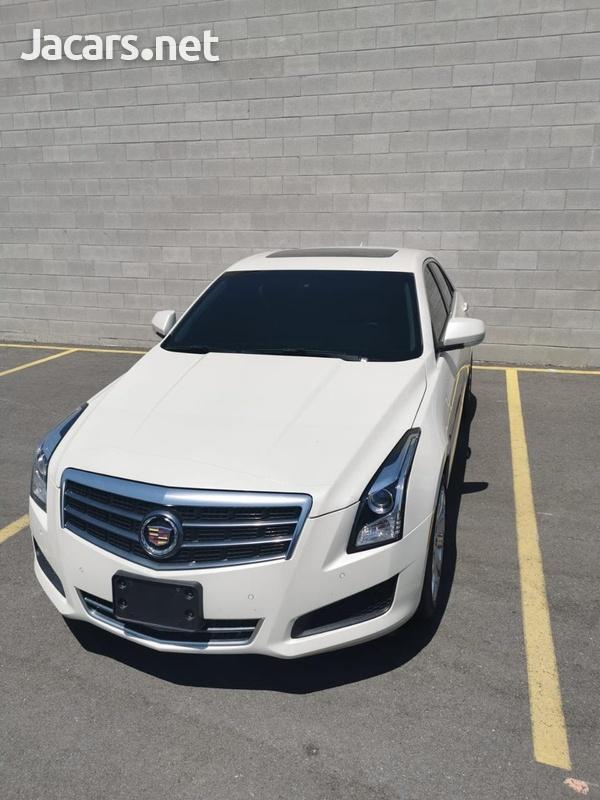 Cadillac ATS 2,0L 2014-2