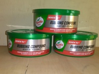 Polishing and Rubbing compound