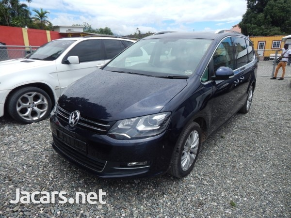 Volkswagen Sharan 1,8L 2014-1