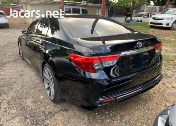 Toyota Mark X 3,0L 2015-5