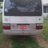 2006 Hino Liesse Coaster Bus