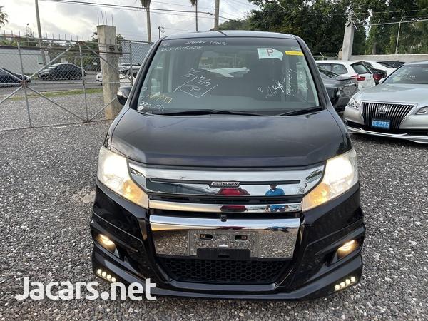 Honda Stepwgn Spada 2,0L 2012-2