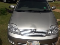 Toyota Corolla 1,9L 2004