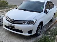Toyota Axio 1,4L 2014