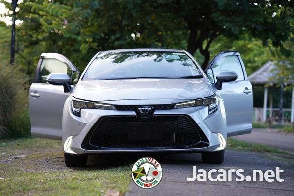 Toyota Corolla 1,8L 2019-3