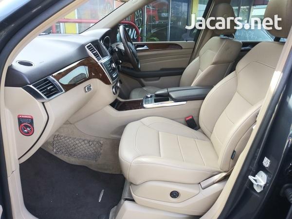 Mercedes-Benz M-Class 3,0L 2015-7