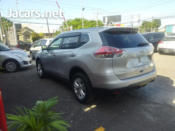 Nissan X-Trail 2,5L 2016-11