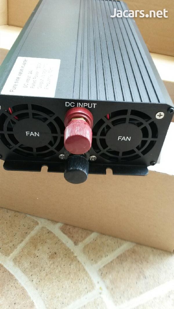 24-volt Inverter, 1500watt-1