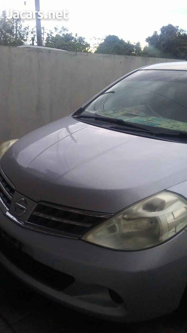Nissan Tiida 1,5L 2009-3