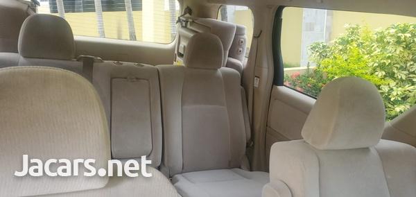 Toyota Alphard 2,5L 2008-7