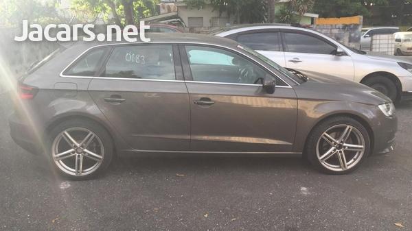 Audi A3 1,8L 2014-5