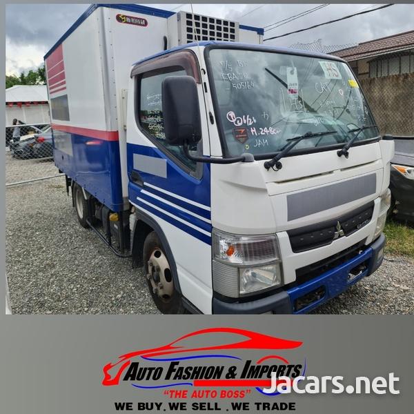 Mitsubishi Canter 3,0L 2012-1