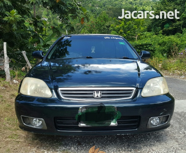 Honda Civic 1,5L 2000-4