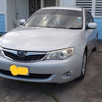 Subaru Impreza 1,5L 2010