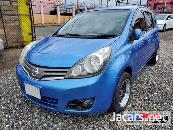 Nissan Note 1,3L 2012-3