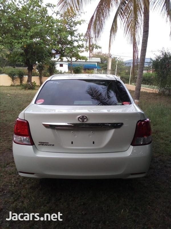 Toyota Axio 1,3L 2014-2