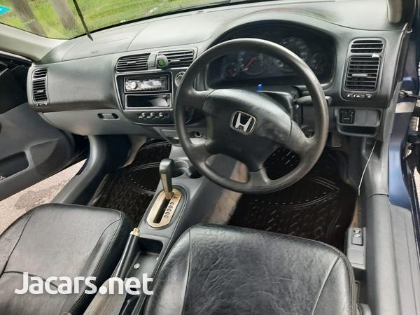 Honda Civic 1,7L 2002-6