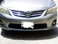 Toyota Corolla 1,6L 2010