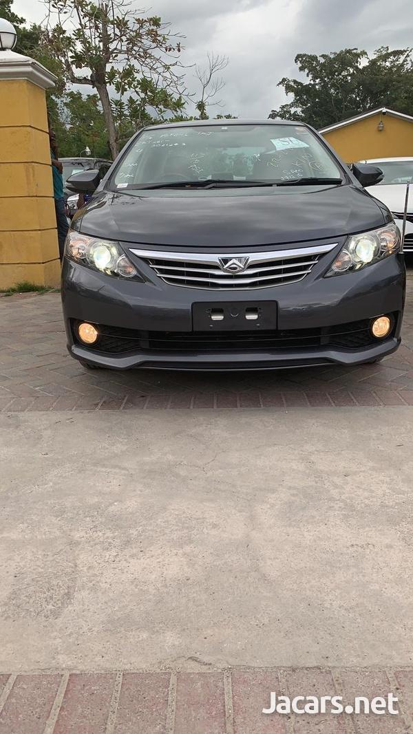 Toyota Allion 2,0L 2013-1