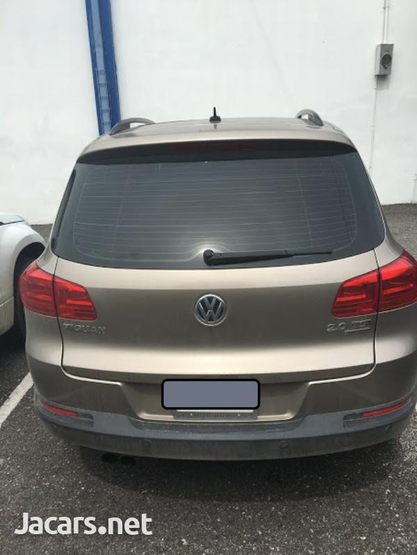 Volkswagen Tiguan 2,0L 2012-2