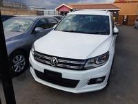 Volkswagen Tiguan 1,5L 2014