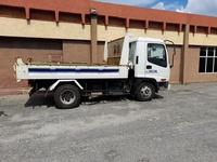 2005 Isuzu Forward Dumper Truck