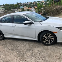 Honda Civic 2,5L 2019
