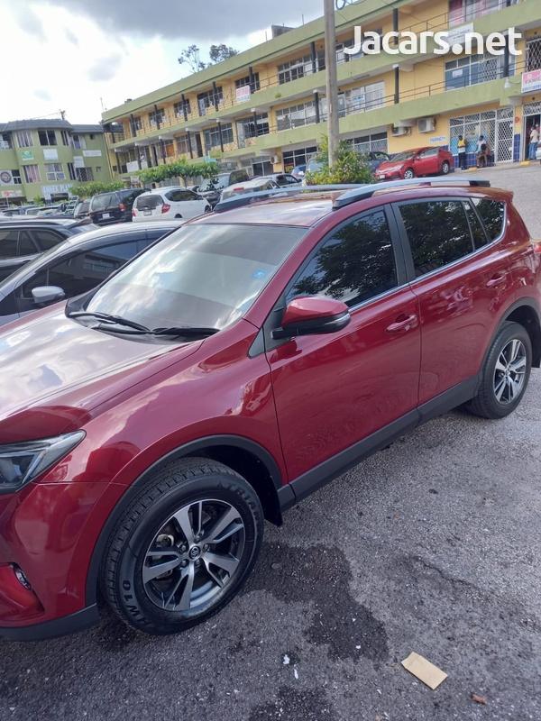 Toyota RAV4 2,0L 2018-2