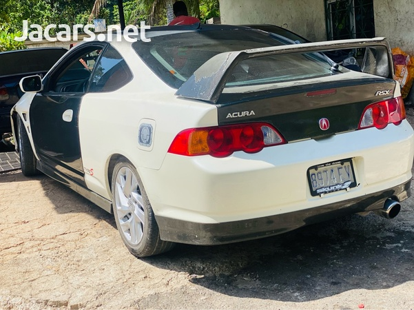 Honda Integra 2,4L 2003-2