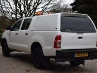 Toyota Hilux 2,5L 2013