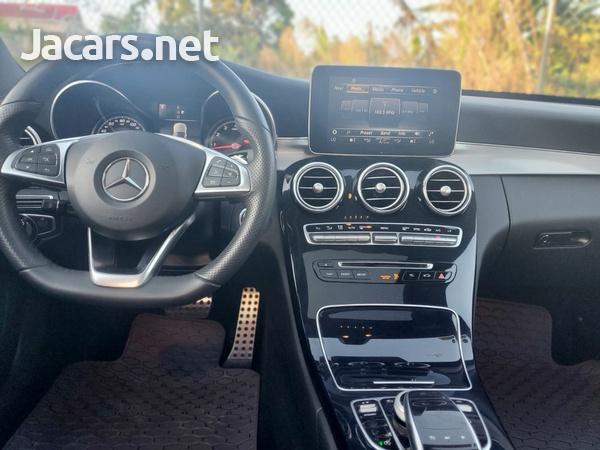 Mercedes-Benz C-Class 3,0L 2018-2