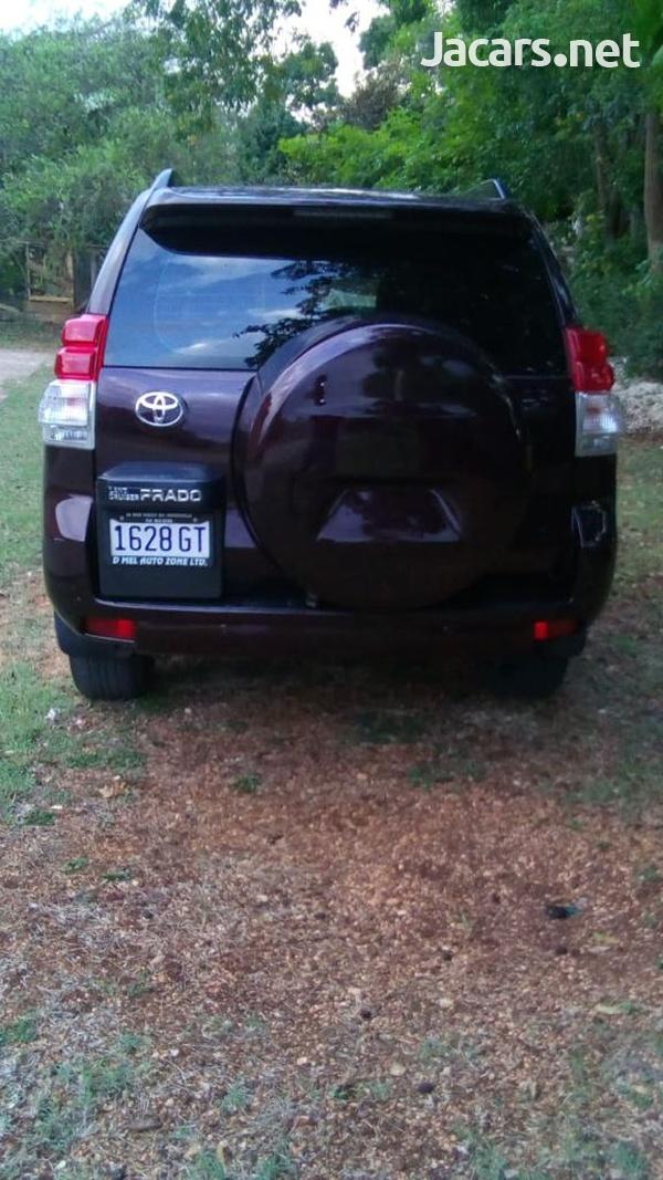 Toyota Prado 4,7L 2011-2