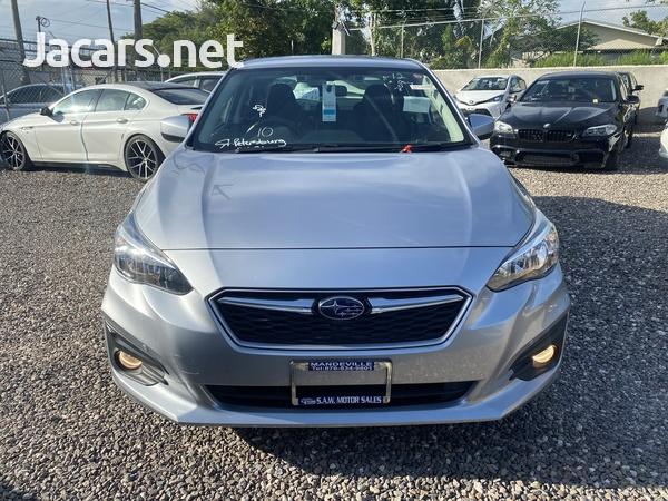 Subaru G4 2,0L 2017-2