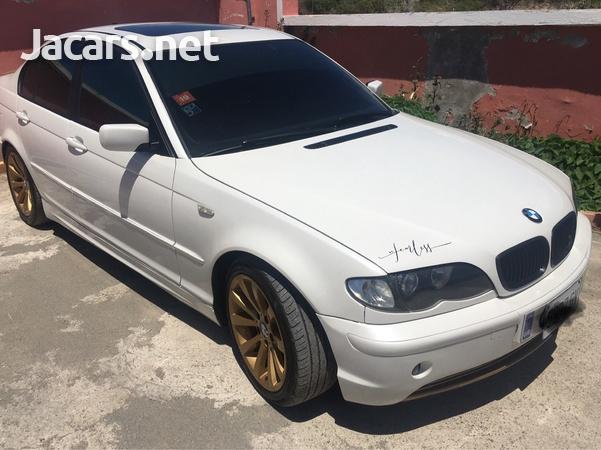 BMW 3-Series 2,5L 2003-1